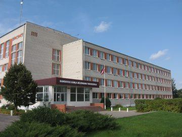 Kandavas K. Mīlenbaha vidusskola
