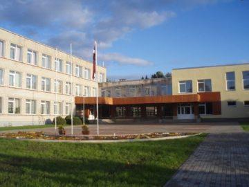 Andreja Eglīša Ļaudonas vidusskola