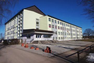 Skrundas vidusskola