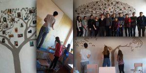 """""""Klases koks""""  Projekta autori: Toni Anželo Fernandes, Sanita Kuzminska un Kristīne Marmiļova (Kaunatas vidusskola)"""